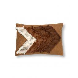 Arrow 40x60 cm Tobacco Brown